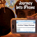 Journey into iPhone logo